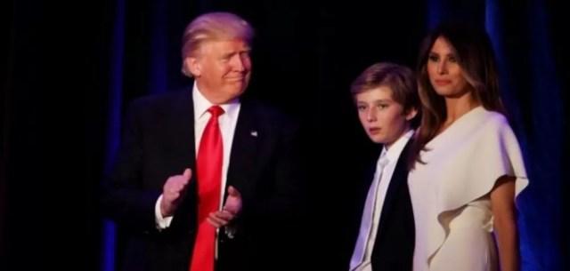 trump-familia