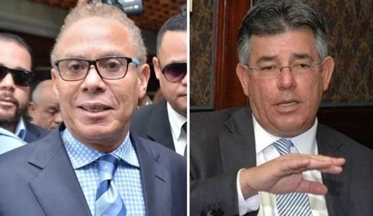 Resultado de imagen para Empresario Angel Rondon y Victor Díaz Rúa