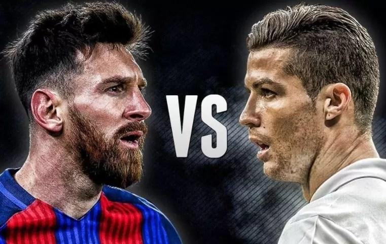 """Maradona prefiere a Messi pero considera """"increíble"""" a Cristiano Ronaldo"""