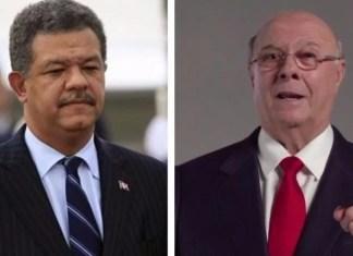 Resultado de imagen para Encuesta coloca a Leonel e Hipólito en los protagonistas de las elecciones del 2020