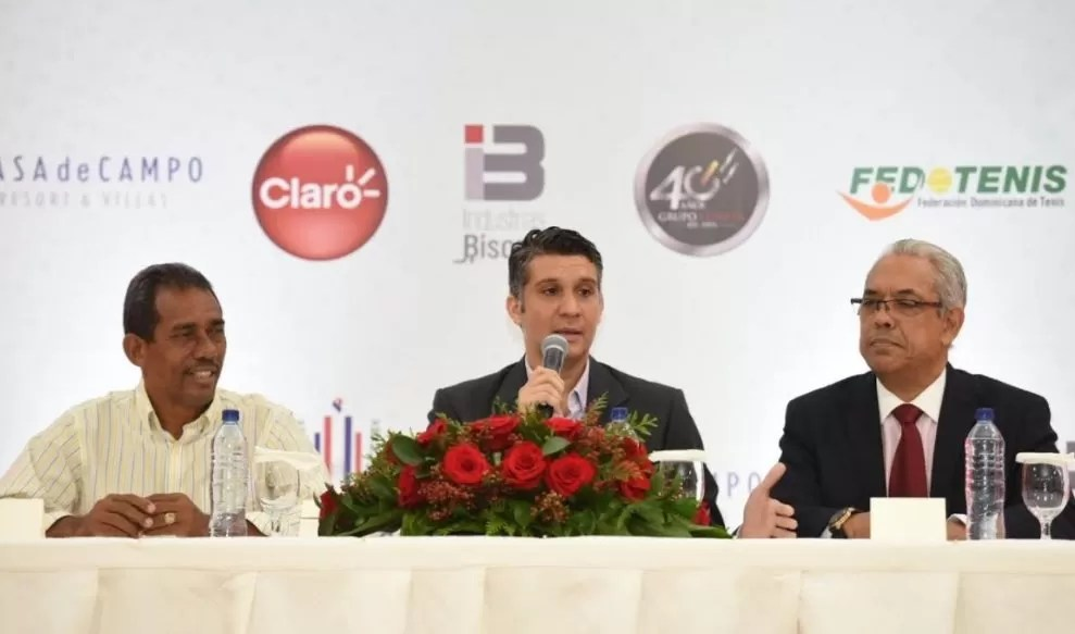 Presentan Abierto de Tenis Copa Claro 2017