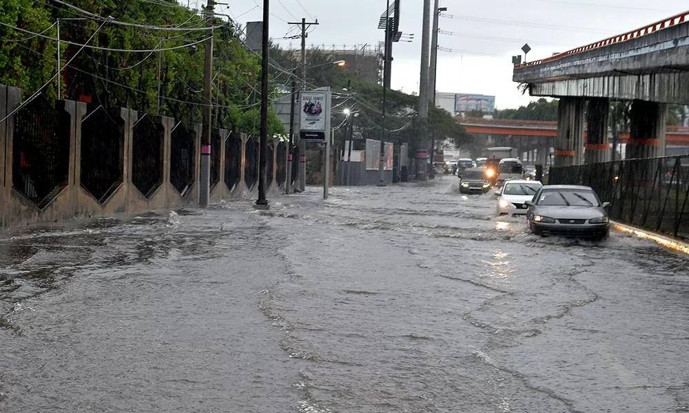Vaguada seguirá produciendo aguaceros sobre el país
