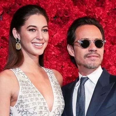 Marc Anthony se reconcilia con ex novia de ascendencia dominicana Mariana Downing