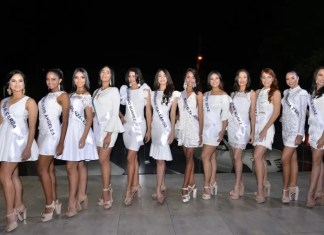 Miss República Dominicana Santiago presenta sus candidatas 2018