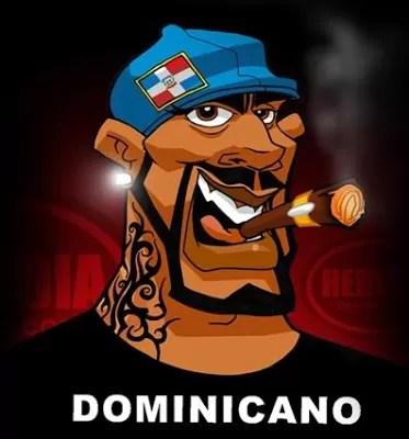 La raquiña, a lo dominicano