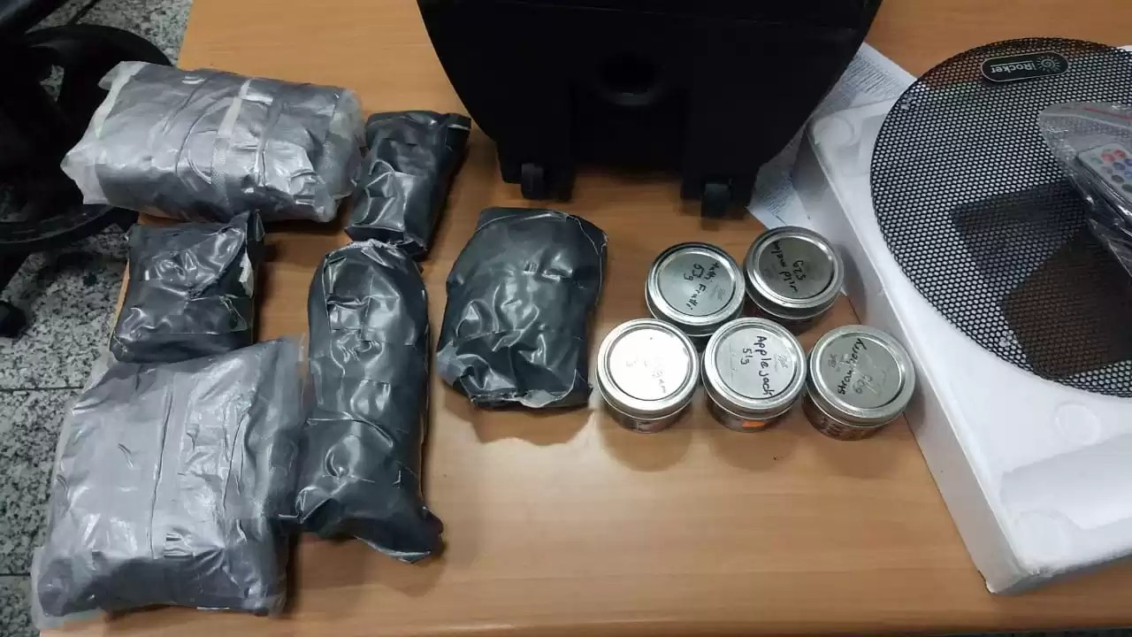 Resultado de imagen para DNCD ocupan 18 paquetes de marihuana