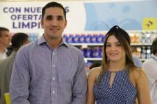 6 - Cristian Alfau y Lisbeth Pimentel
