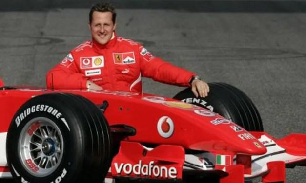 Netflix estrenará en septiembre un documental sobre Michael Schumacher