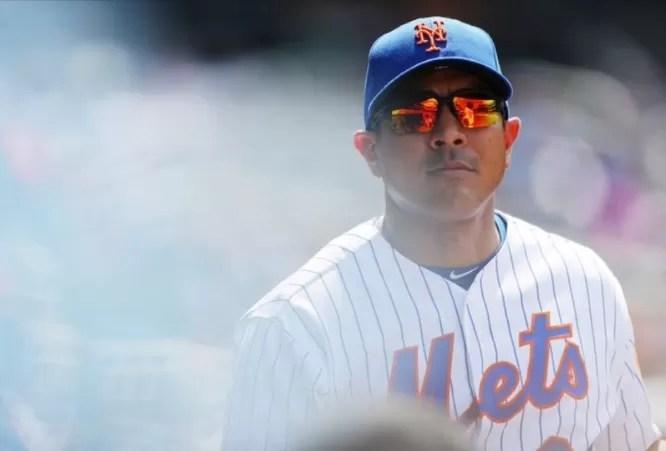 Luis Rojas es el nuevo manager de los Metros de Nueva York