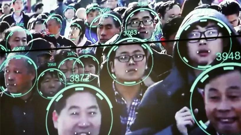 Una ciudad china usa reconocimiento facial contra el covid-19