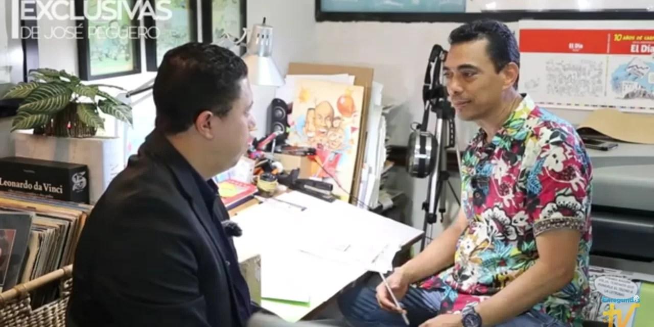 Video: Entrevista a Cristian Caricaturas
