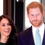 Enrique y Meghan anuncian el nacimiento de su hija