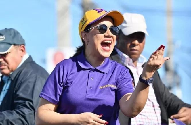 """Viral, Margarita Cedeño se confunde: """"La victoria segurita de ..."""