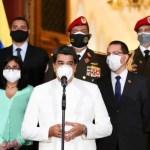 """""""¡Miserables!"""": Maduro critica a EEUU por excluir a Venezuela de donación de vacunas"""