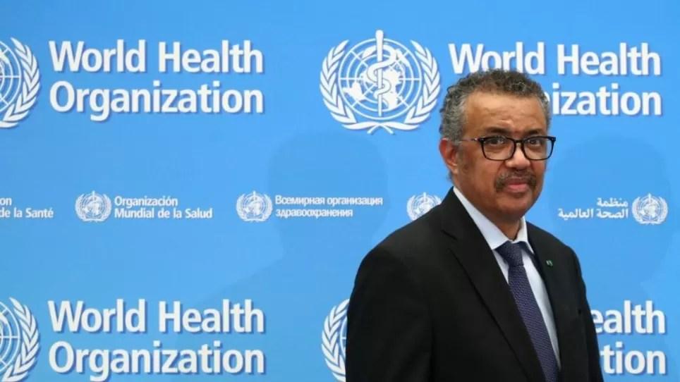 Jefe de la OMS denuncia la avaricia con la tercera dosis de la vacuna