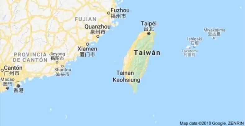 Taiwán teme ser el próximo objetivo de China, después de Hong Kong