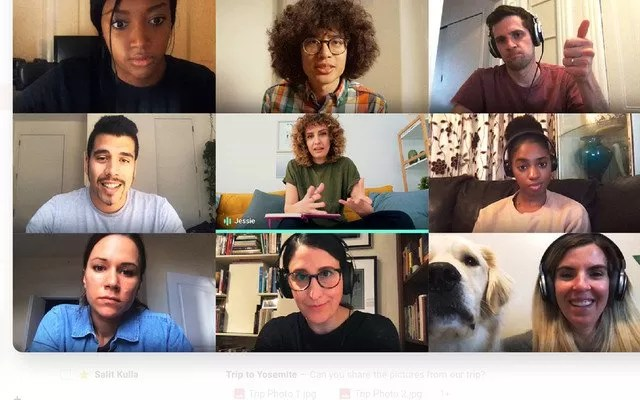 Cómo hacer videollamadas con Google Meet