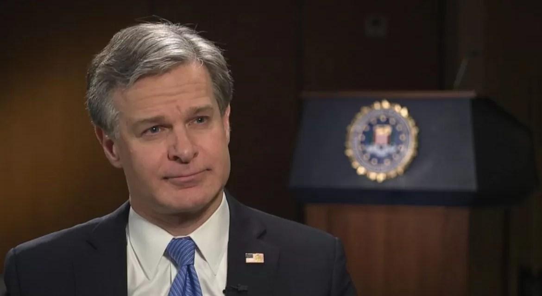 """China tiene """"preferencias"""" para las elecciones en EEUU, dice el jefe del FBI"""