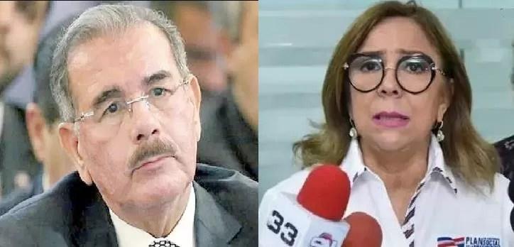 Fijan para este miércoles audiencia contra presidente Medina e Iris Guaba