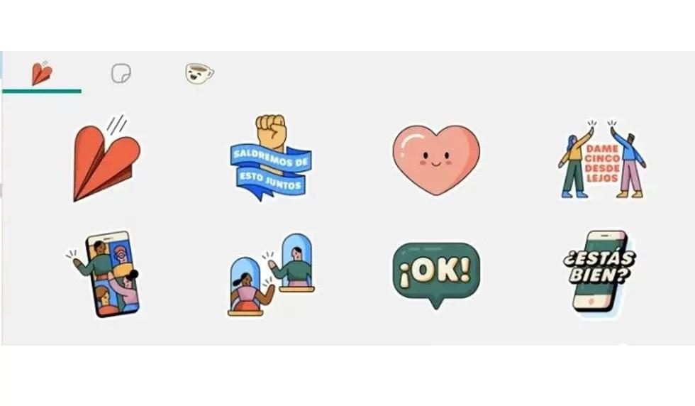 Llegaron los stickers animados a WhatsApp: cómo descargarlos