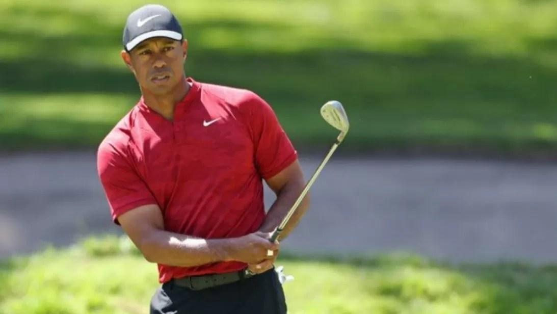 """Tiger Woods dice que su objetivo número uno ahora es """"caminar por mí mismo"""""""