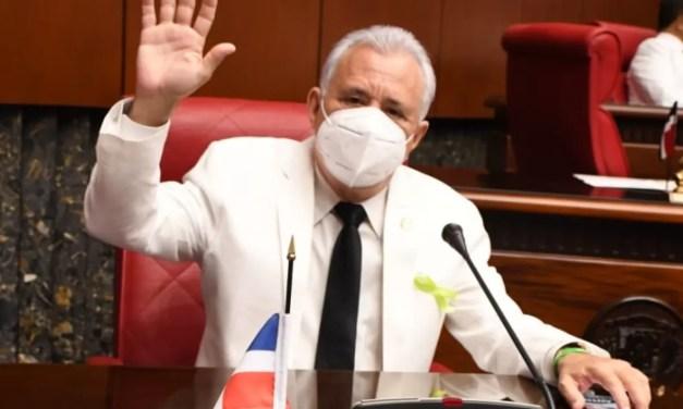 Senador Antonio Taveras truena contra comisión estudió Código Penal