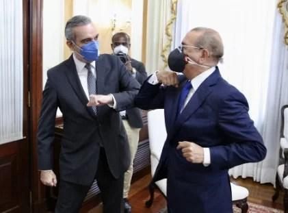 ¿Un pacto entre Luis Abinader y Danilo Medina?