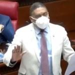 Iván Lorenzo crítica excesiva promoción de figura de Abinader