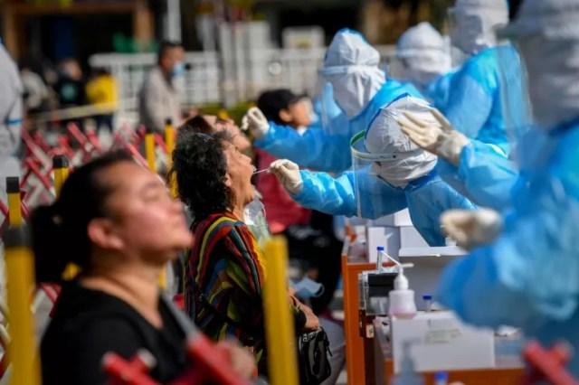 China hace pruebas a toda una ciudad tras seis casos de covid-19  