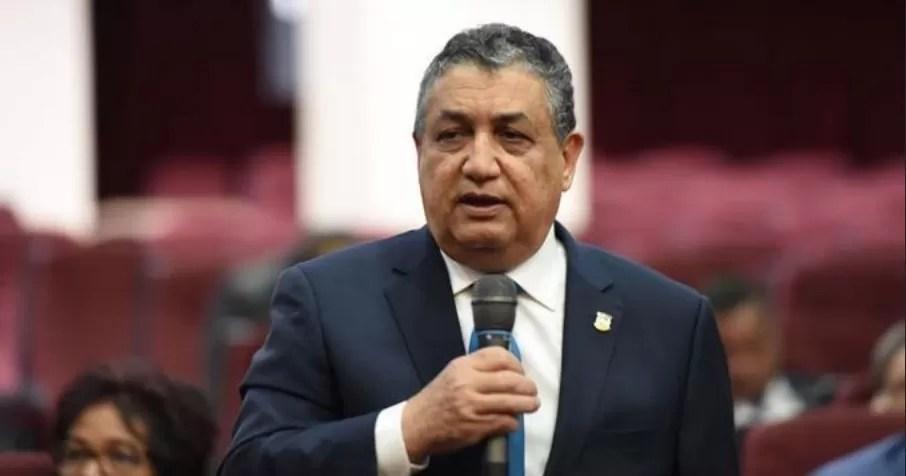 Gustavo Sánchez repite en la vocería del PLD en la Cámara de Diputados