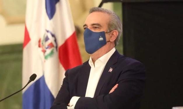 Abinader asegura no se rendirá ante la corrupción