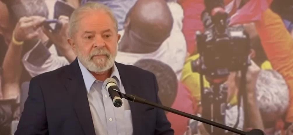 Lula busca reconquistar al electorado de centro con la mirada en 2022