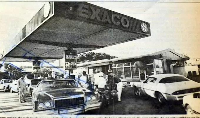 Para recordar: Así Balaguer resolvió la crisis de los combustibles en 1990