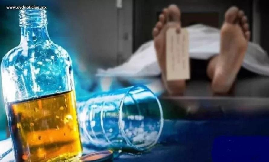 Muere una persona y otra resulta intoxicada tras ingerir bebidas alcohólicas adulteradas