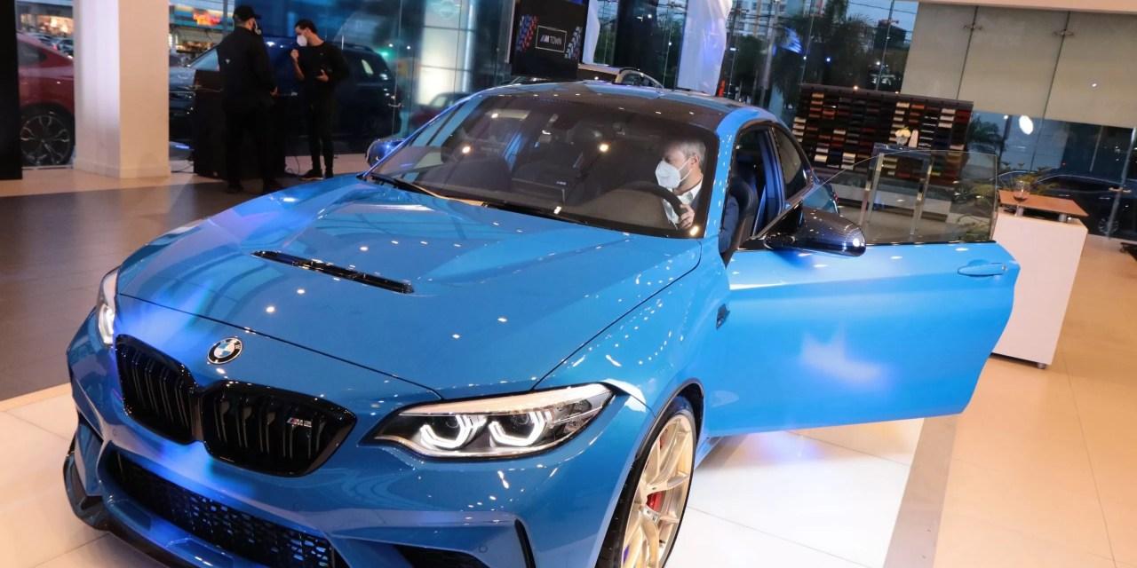 Llega a República Dominicana el nuevo BMW M2 CS