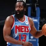 James Harden será baja para el tercer juego de Nets y Bucks