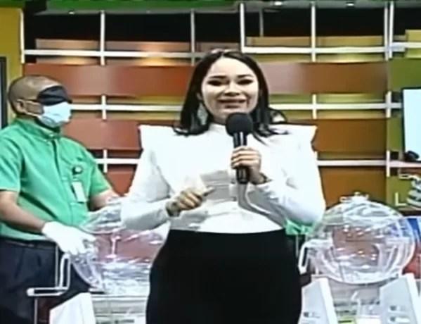 Presentadora de la Lotería dice le ofrecieron 2 millones; acusa a director como parte de la mafia