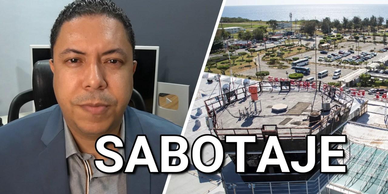 Video: Lo que pasó en el Aeropuerto de las Américas