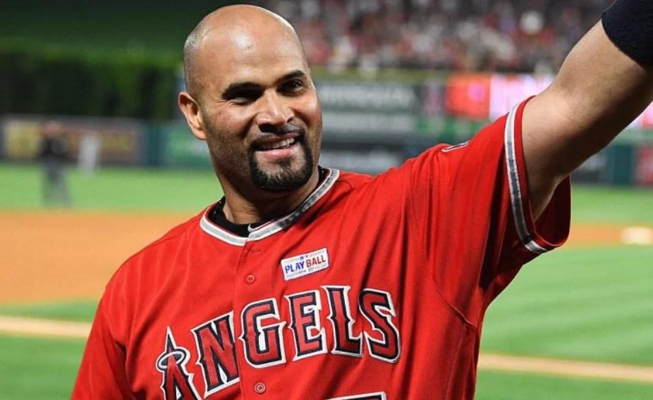 ESPN: Los Angeles Angels deja en libertad a Albert Pujols