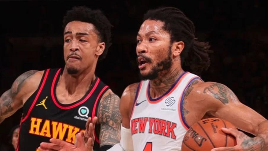 Trae Young y los Hawks arruinan el regreso de los Knicks a los playoffs