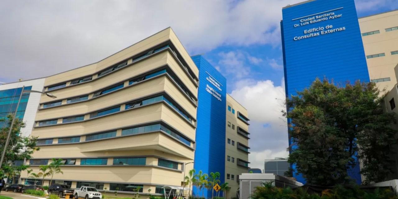 Gobierno inaugura dos bloques de la Ciudad Sanitaria Luis Eduardo Aybar