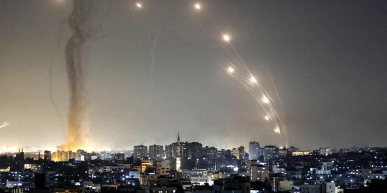La escalada de violencia entre Israel y los palestinos