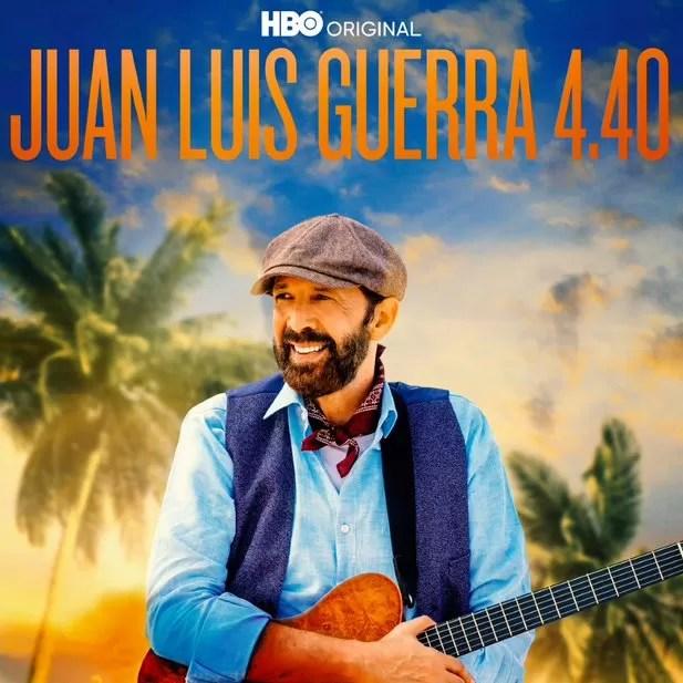 Juan Luis Guerra entre mar y palmeras por HBO