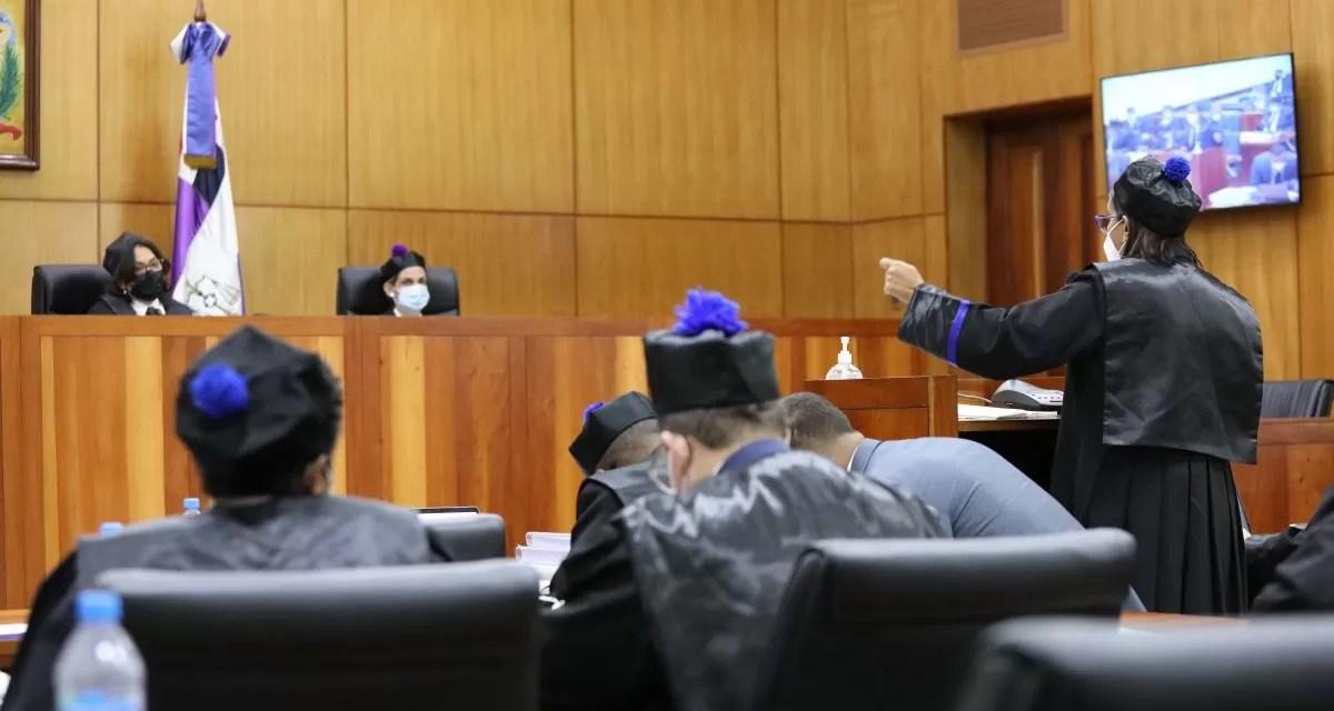 MP incorpora más de 1,200 pruebas contra seis encartados del Caso Odebrecht