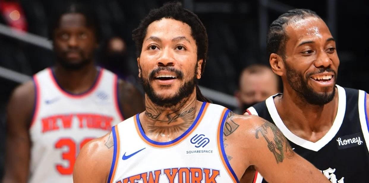 Los Knicks tumban a los Clippers y defienden su cuarta plaza en la NBA