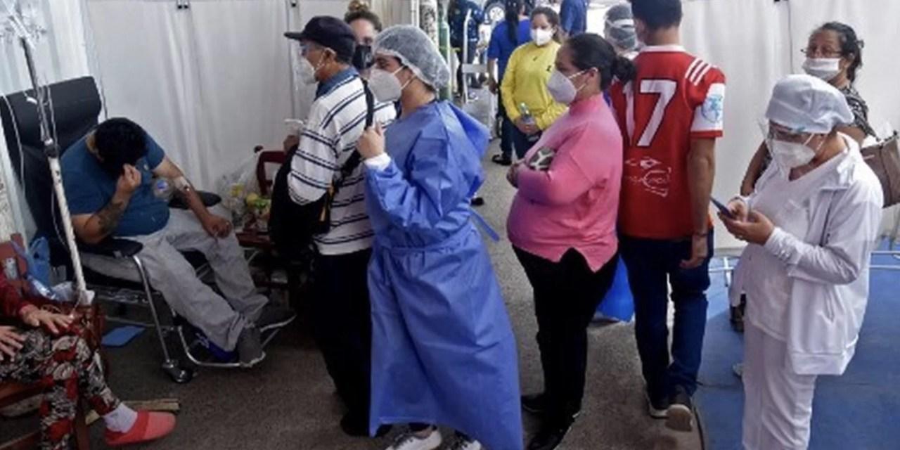 Colectas y rifas para pagar el tratamiento de covid-19 en Paraguay