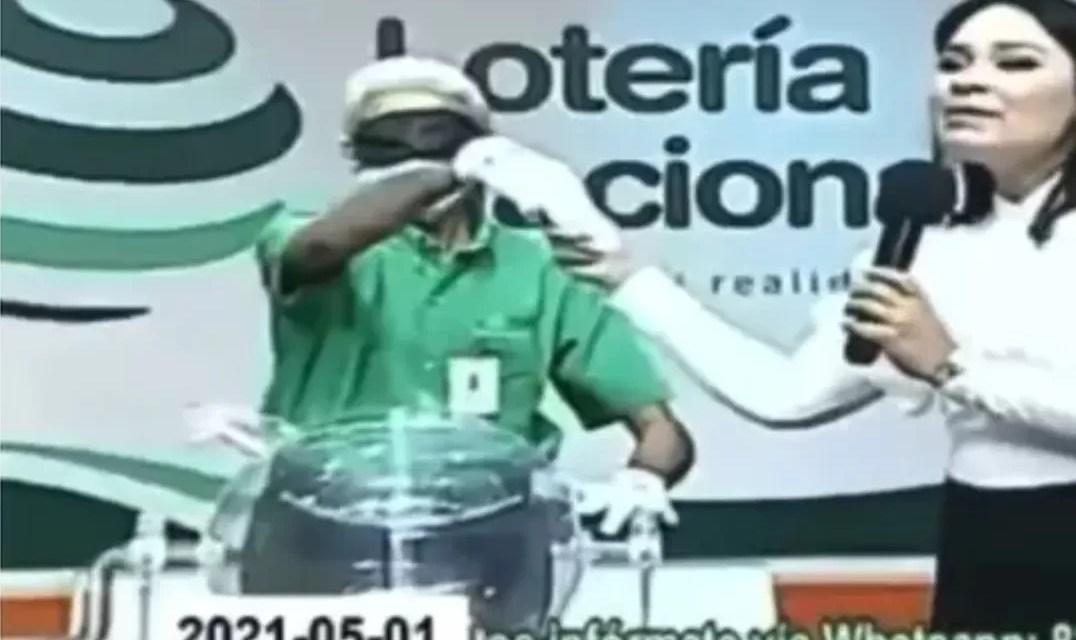 Suspenden empleados de la Lotería Nacional tras sorteos amañados