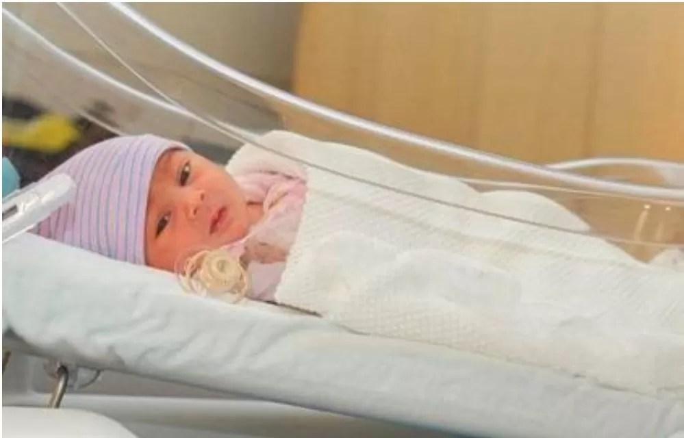 Con menos de 3 días de nacida ya tiene casi 900 mil seguidores la hija de Natti Natasha