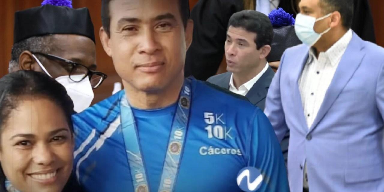 En vivo:  Operación Coral,  audiencia contra Adán Cáceres, Girón y Núñez de Aza