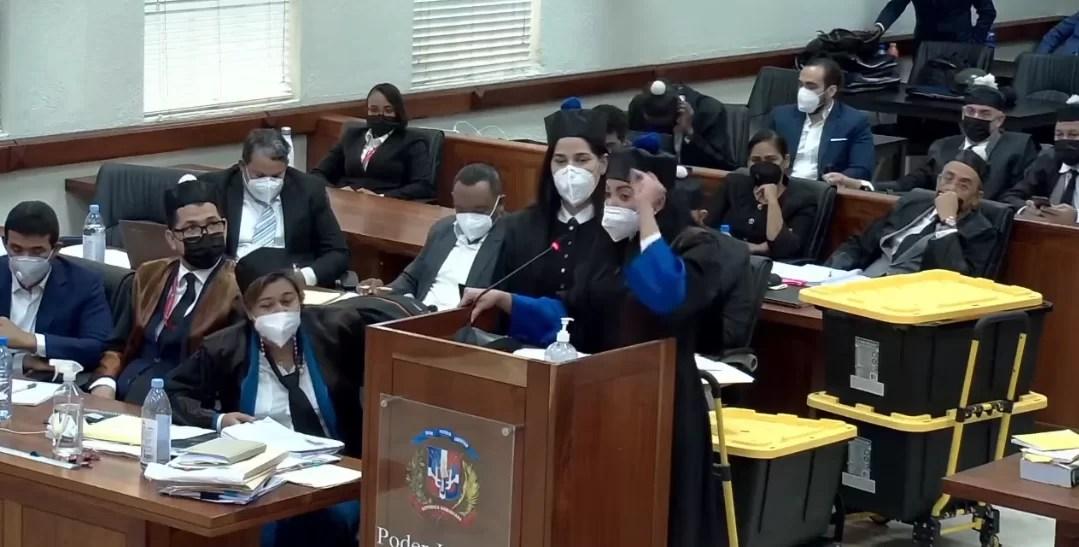 Ministerio Público pide 18 meses de prisión contra implicados en operación Coral